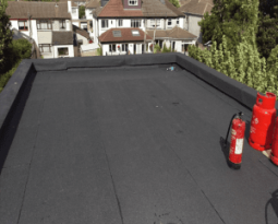 Flat Roof installed and Repaired